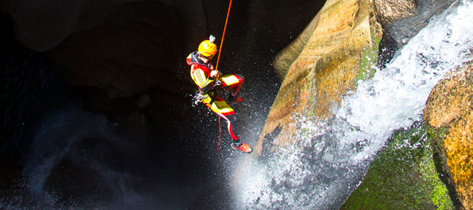 Activsport Alpin Canyoning
