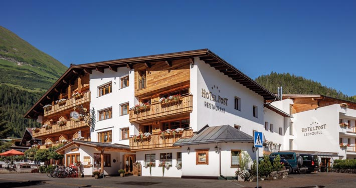 Hotel Post Steeg Lechtal