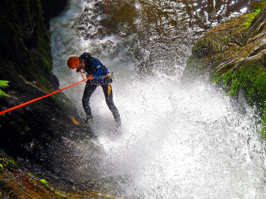 Alpine Passion Canyoning