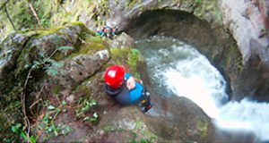 H2O Canyoning Auerbach