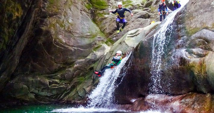 Alpin-Guide-Canyoning