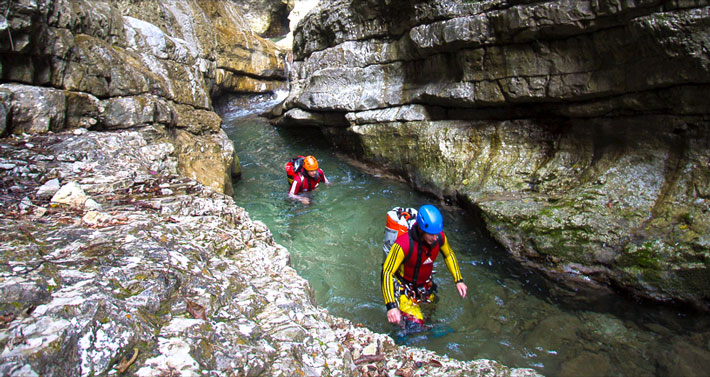 Alpin-Guide-Canyoning-Belluno-1